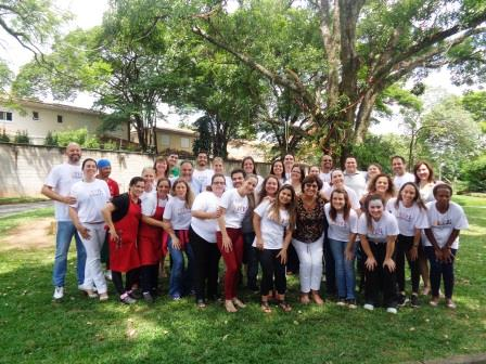 Equipe Tigrinhos Comunidade Diretores, Palestrantes, Parceiros e Voluntários